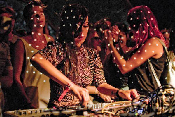 LA CHEETAH CLUB p/ XOSAR (Live) & Palms Trax (DJ)
